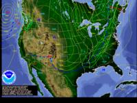Click to view latest 48-hour fronts/precip forecast